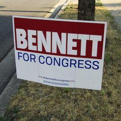 Some Best Practices for Political Yard Signs and Banners