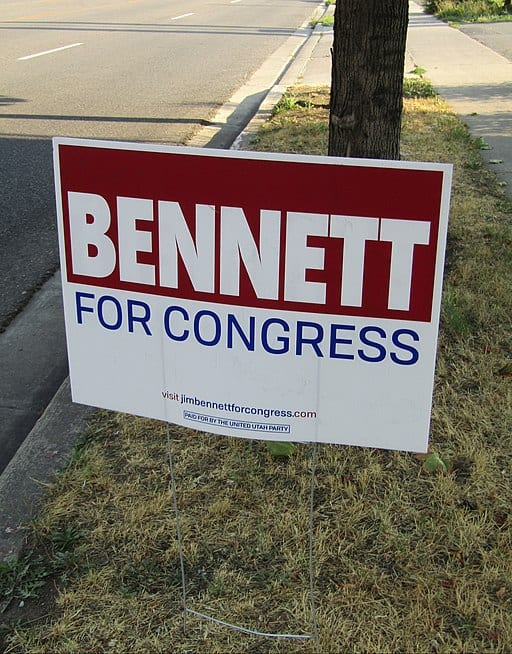 By Ben P L (Bennett for Congress) [CC BY 2.0  (https://creativecommons.org/licenses/by/2.0)], via Wikimedia Commons