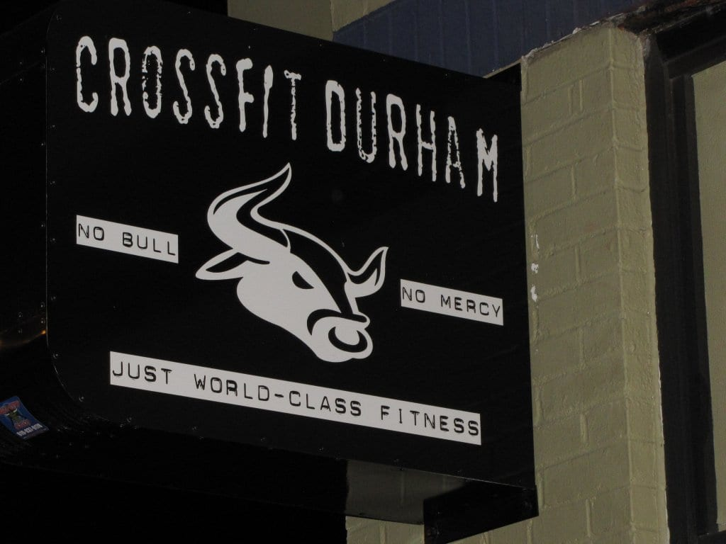 CrossFit Durham - Electric Signs in Durham, NC