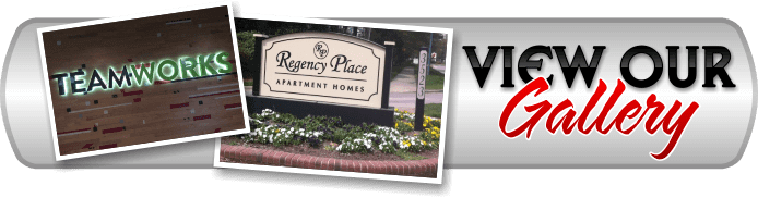 Small Business Signs in Cary NC Gallery Link