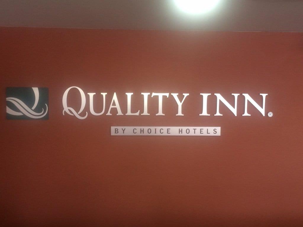 Quality Inn - Branding