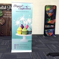 Retractable Banners – Close-up and Personal