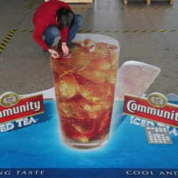 Utilizing floor graphics for your business